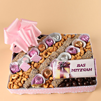 Bat Mitzvah Medium Party Platter